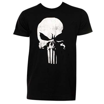 Camiseta The punisher 3D Logo