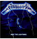 Vinilo Metallica - Ride The Lightning
