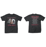 Camiseta Twisted Sister 231209
