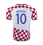 Camiseta Croacia Fútbol 2016-2017 Home