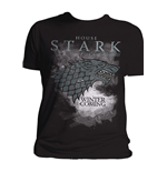 Camiseta Juego de Tronos (Game of Thrones) Stark Houses