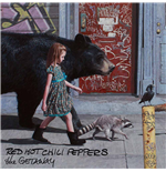 Vinilo Red Hot Chili Peppers - The Getaway