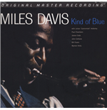 Vinilo Miles Davis - Kind Of Blue   Mono Edition Blue Vinyl