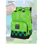 Minecraft Mochila Quality Gear Until The End