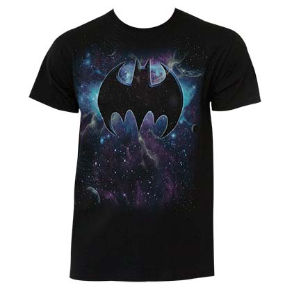 Camiseta Batman Galaxy Logo