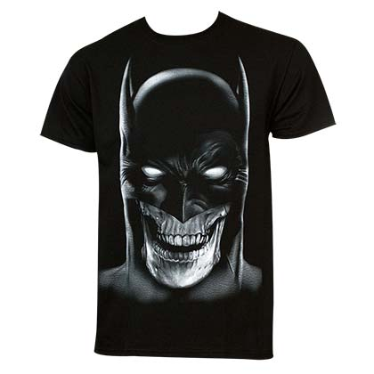 Camiseta Batman Skull Mask