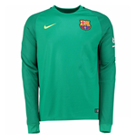 Camiseta FC Barcelona 2016-2017 Away (Verde)