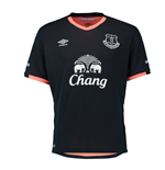 Camiseta Everton 2016-2017 Away