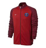 Chaqueta Paris Saint-Germain 2016-2017 (Rojo)