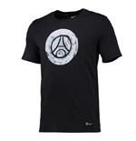 Camiseta Paris Saint-Germain 2016-2017 (Negro)