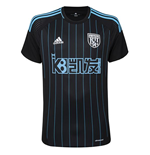 Camiseta West Bromwich Albion 2016-2017 Away