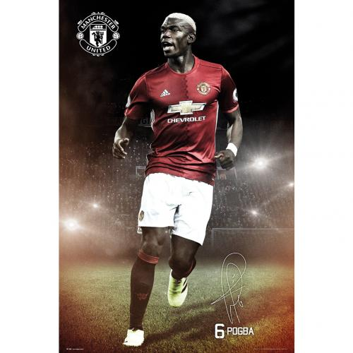 Póster Manchester United FC 234223