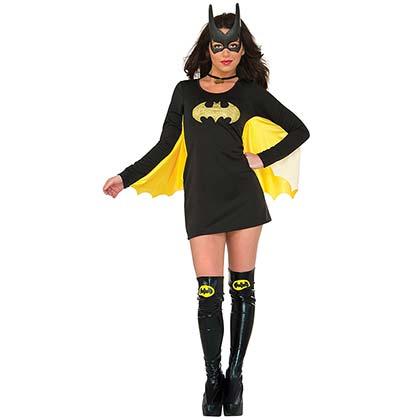 Vestido de batman mujer