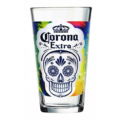 Vaso Coronita Day Of The Dead