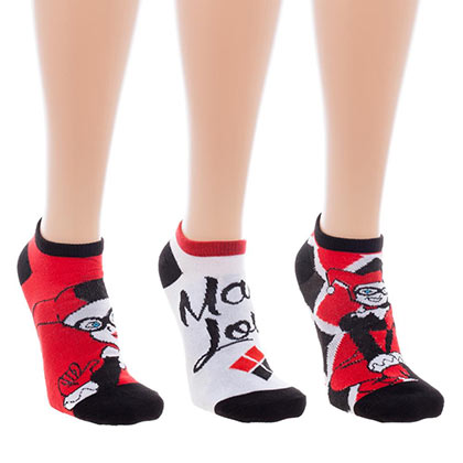 Calcetines Harley Quinn