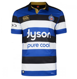 Camiseta Bath 2016-2017 Home
