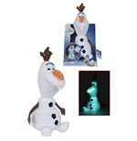 Frozen El Reino del Hielo Peluche Olaf Glow In The Dark 25 cm
