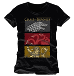 Camiseta Juego de Tronos (Game of Thrones) 234571