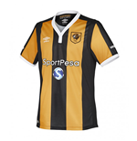 Camiseta Hull City 2016-2017 Home