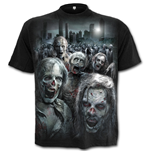 Camiseta Spiral  - Walking Dead