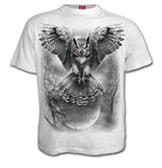 Camiseta Spiral Wings Of Wisdom