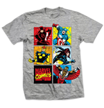Camiseta Marvel Superheroes 234867