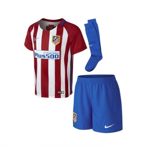 Compra Camiseta Atlético Madrid 2016-2017 Home Original 382721ec69a65