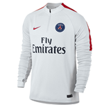 Sudadera Paris Saint-Germain 2016-2017 (Blanco)