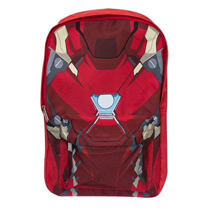 Mochila Iron Man Civil War