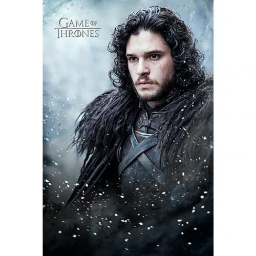 Póster Juego de Tronos (Game of Thrones) Jon Snow 223