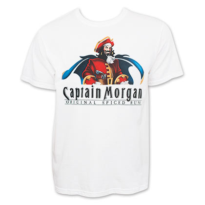Camiseta Captain Morgan Logo