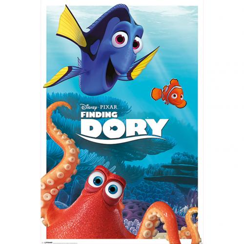 Póster Finding Dory 235090