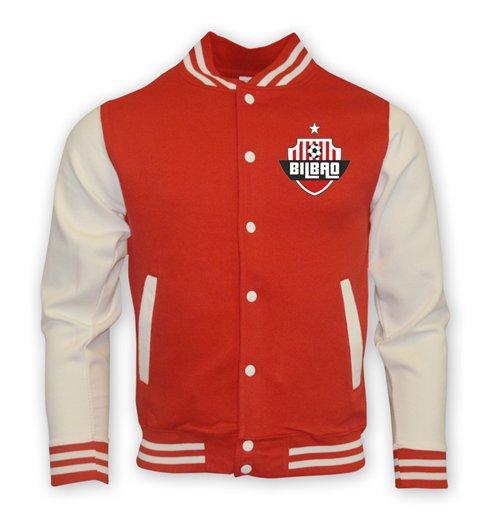 Oferta Compra Online Bilbao rojo Athletic En Original Chaqueta SBU8xFgwqW 327edc91885