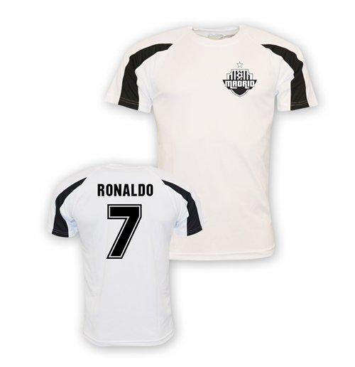 b699478d9b8dc Compra Camiseta Cristiano Ronaldo Real Madrid (Blanco) de niño