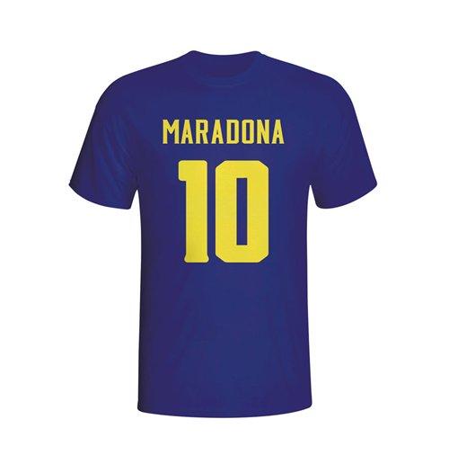 995422b9e028f Compra Camiseta Boca Juniors Diego Maradona Hero Original