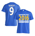 Camiseta Leicester City F.C.
