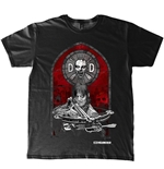 Camiseta The Walking Dead STAINED GLASS