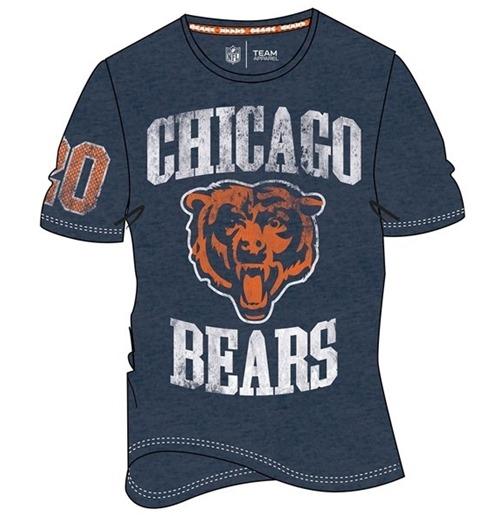 Camiseta NFL - Chicago Bears Original  Compra Online en Oferta 35d9af33ecb