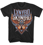 Camiseta Lynyrd Skynyrd Crossed Guitars