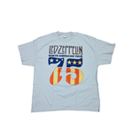 Camiseta Led Zeppelin North American Tour