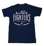Camiseta Foo Fighters 235450