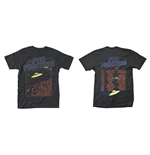 Camiseta Foo Fighters UFO/DATES