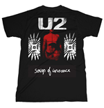 Camiseta U2 Songs Of Innocence