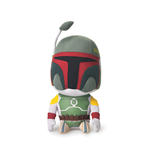 Star Wars Peluche Super-Deformed Boba Fett 18 cm