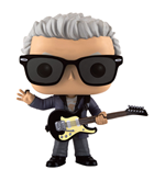 Doctor Who Figura POP! Television 12th Doctor With Guitar 9 cm