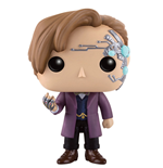 Doctor Who Figura POP! Television 11th Doctor (Mr. Clever) 9 cm