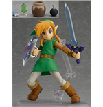 The Legend of Zelda A Link Between Worlds Figura Figma Link DX Edition 11 cm