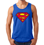 Camiseta de Tirantes Superman 235741