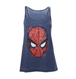 Camiseta de Tirantes Spiderman 235874