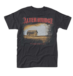 Camiseta Alter Bridge Fortress